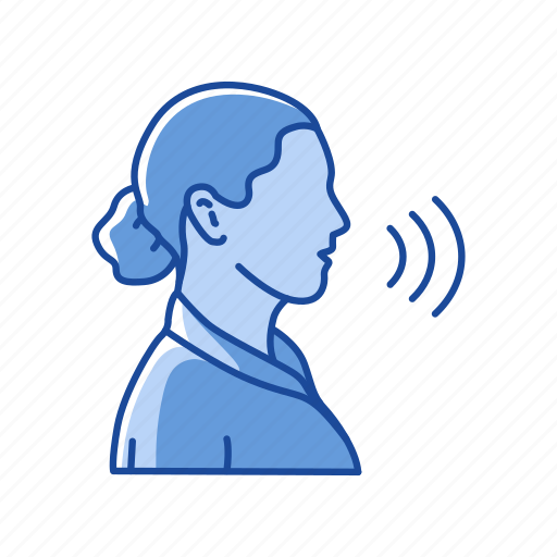 communication, message, talking, verbal icon