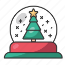 christmas, holiday, december, santa, winter, souvenir, gift icon