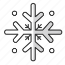 christmas, holiday, december, santa, winter, snow, cold icon