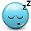 dreaming, dreams, emoticon, sleeping, sleepy, smiley, smiley face, tired icon