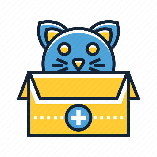 adoption, animal, pet icon
