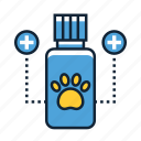medicine, pills, tablets icon