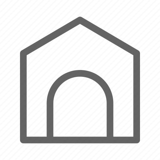 Animal, dog, house, pet icon - Download on Iconfinder