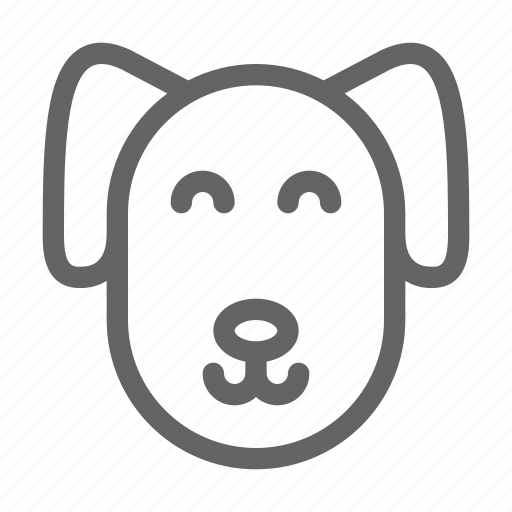 Canine, dog, pet, puppy icon - Download on Iconfinder