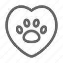 veterinary, pet, clinic, paw