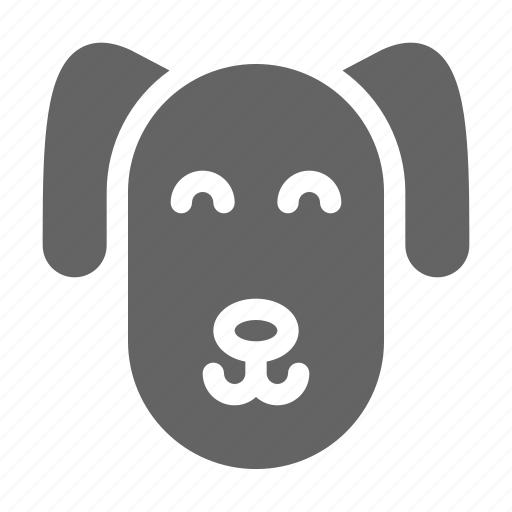 canine, dog, pet, puppy icon