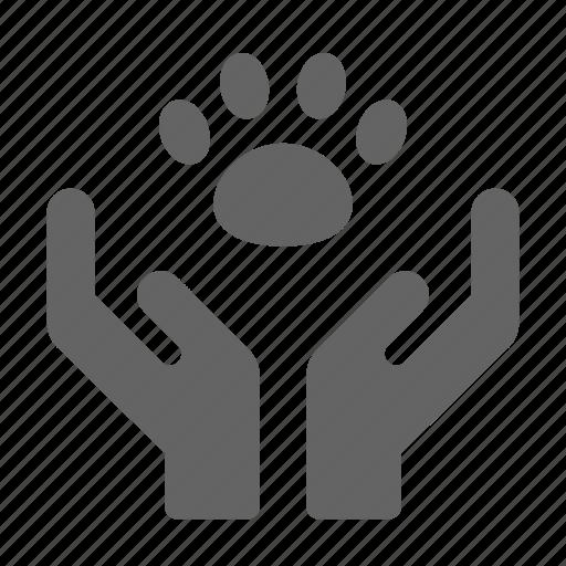 adoption, animal, pet, shelter icon