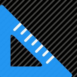 design, editor, graphic, measurement, ruler icon