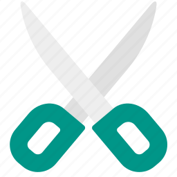 cut, design, graphic, remove, scissors, stationary, tool icon