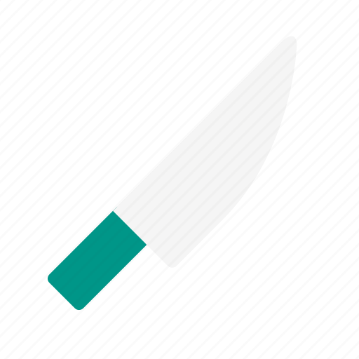 chop, cut, design, graphic, knife, slice, tool icon