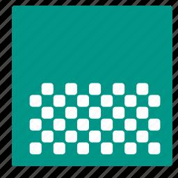 canvas, design, editor, pixel, rasterize icon