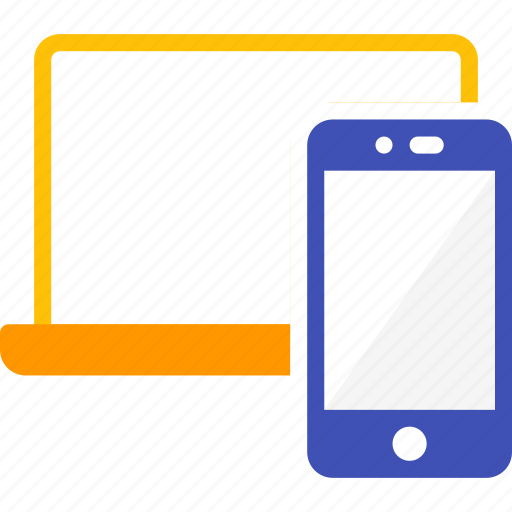 device, display, laptop, mobile, responsive, smartphone, tablet icon