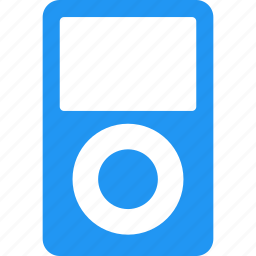 audio, device, ipod, mp3, music, player, sound icon