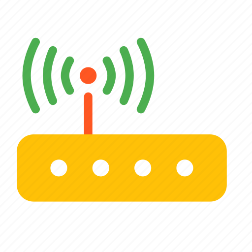 communication, connect, device, router, wifi, wireless icon