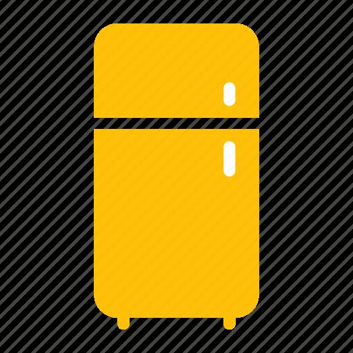 cool, food, fridge, furniture, interior, kitchen, refrigerator icon