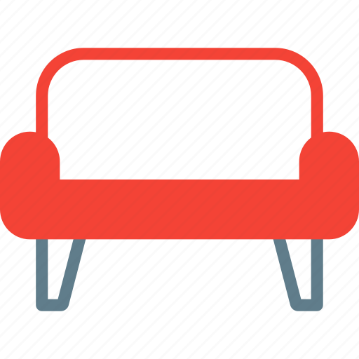 Couch, furniture, interior, livingroom, seat, sofa icon - Download on Iconfinder