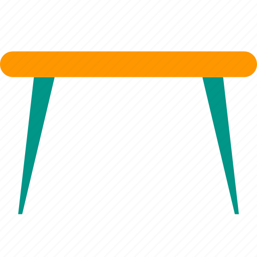 dining, furniture, interior, office, table, working icon
