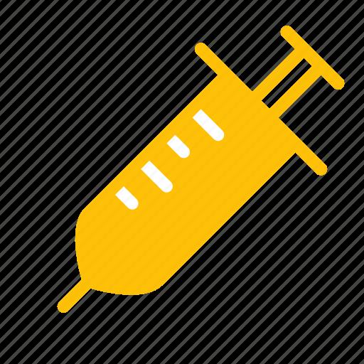 doctor, health, hospital, medic, medical, syringe icon