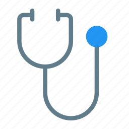 doctor, examination, health, medical, stethoscope icon