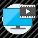 app, media, modern, movie, music, smart, television, tv, video, widescreen