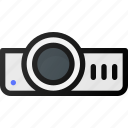 projector, video, movie