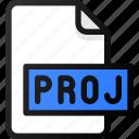 project, file, movie, video, film, clip