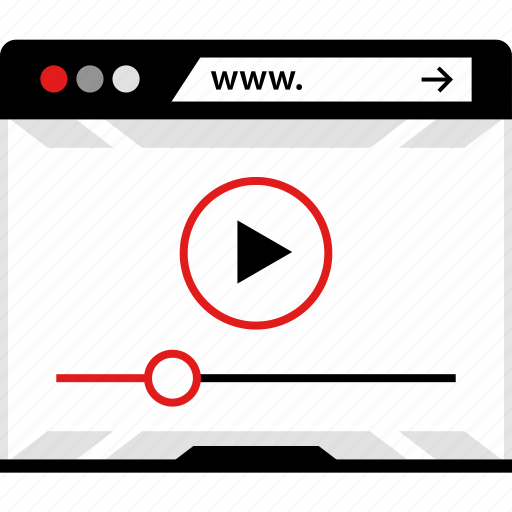 browser, now, online, play, web, youtube icon