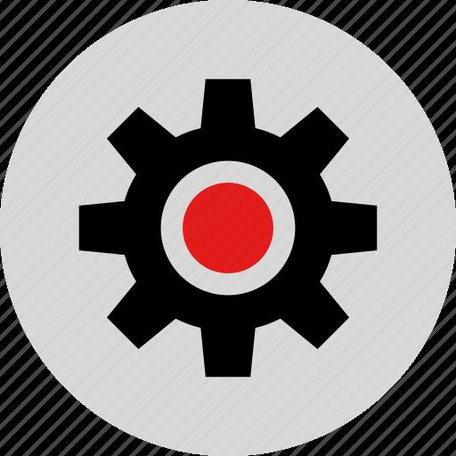 gear, options, setup icon