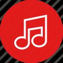 artist, listen, music, sound icon