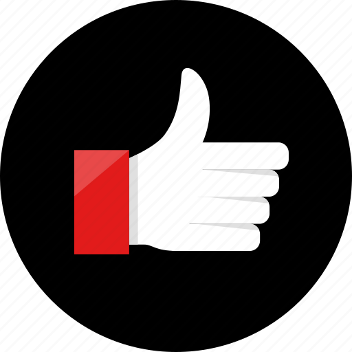 approved, good, liked, ok, thumbs, up icon