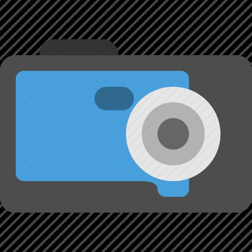 bell, camera, digital, howell, waterproof, wp10 icon
