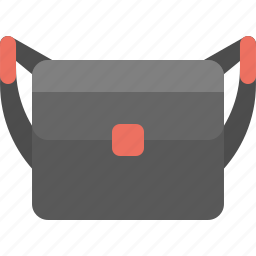 bag, camera icon