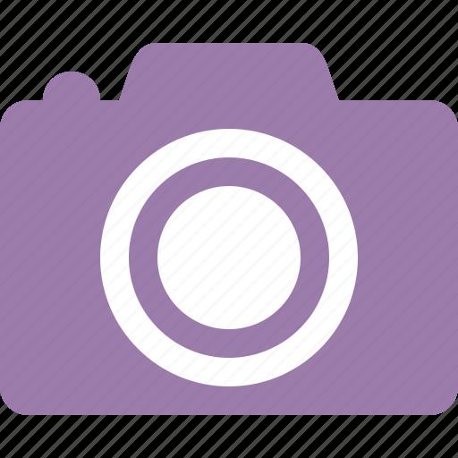 camera, mode icon