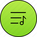 audio, configuration, music, setting, settings, sound, tools icon