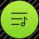 audio, configuration, music, setting, settings, sound, tools icon