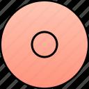 record, stop, stop recording icon