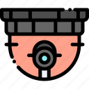 camera, cctv, hidden cam, security icon