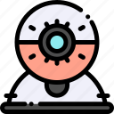 camera, web, webcam icon