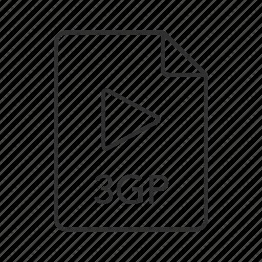 third generation partnership multimedia file, third generation partnership project, third generation partnership project document, third generation partnership project file, third generation partnership project format, third generation partnership project icon icon