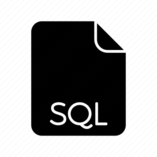 Code file format, sql icon - Download on Iconfinder