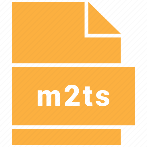 file format, m2ts, video, video file format icon