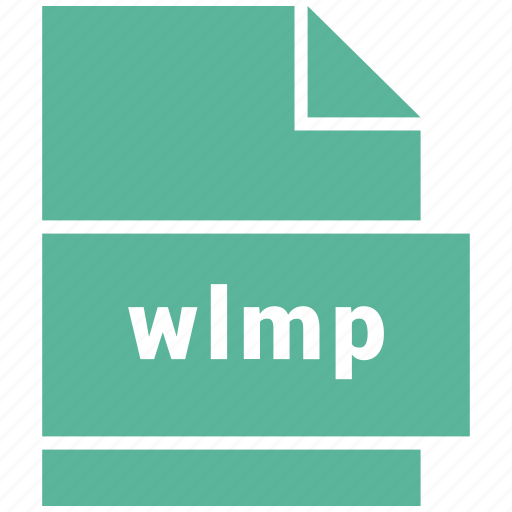 file format, video, video file format, wlmp icon