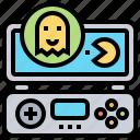 game, gamepad, handheld, portable, vintage icon