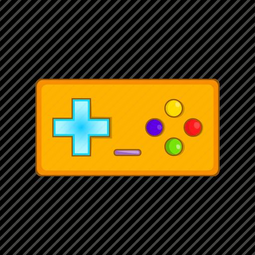 Cartoon, controller, future, game, gamepad, gamer, joystick icon - Download on Iconfinder