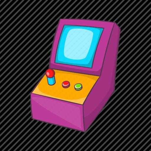 cartoon, casino, fun, jackpot, luck, machine, slot icon