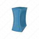 cartoon, case, computer, console, future, game, video icon