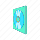 cartoon, circle, design, device, disk, game icon