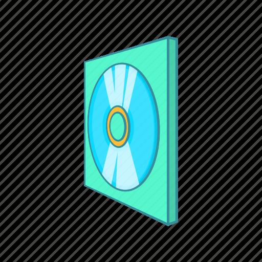 cartoon, circle, design, device, disk, game icon