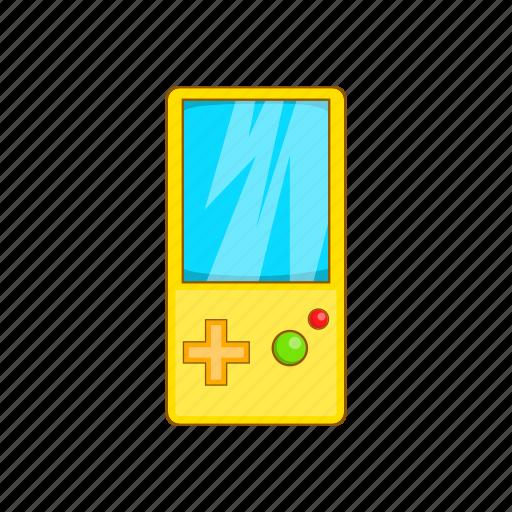 cartoon, design, future, game, pocket, retro, tetris icon