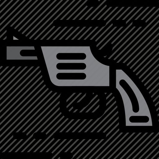 action, game, gun, shooting, video icon
